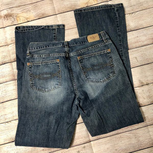 Abercrombie & Fitch Jeans Button Fly SZ 6R